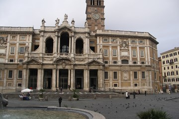 Basilica Of St Mary Major